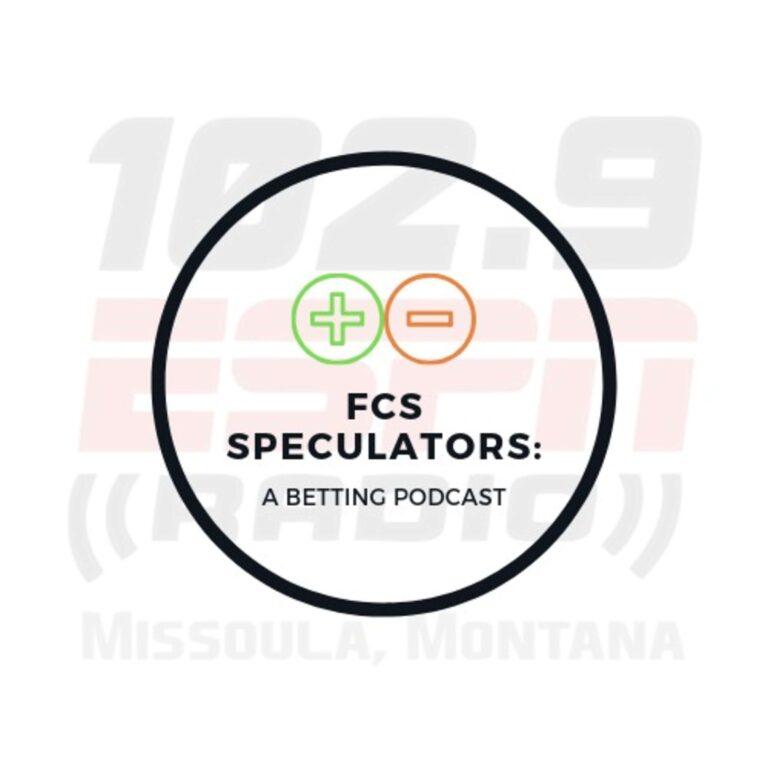 FCS Speculators: A Betting Podcast FCS Semifinals